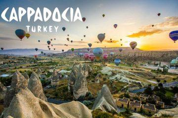 Cappadocia, Menjadi Tempat Favorit Liburan Orang Indonesia